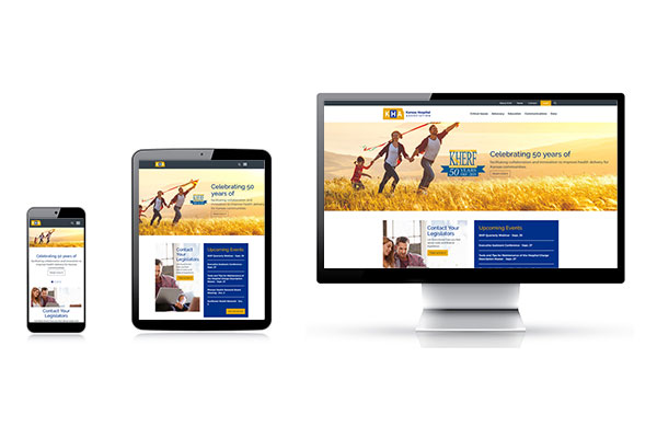 website development for KHA