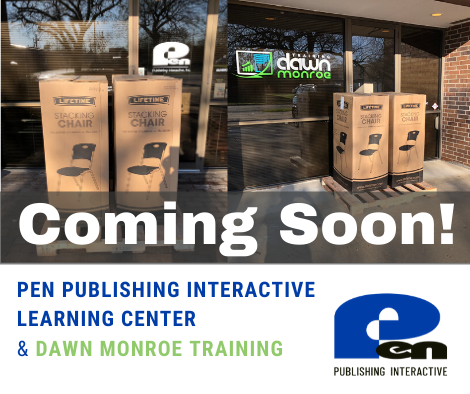 Pen Publishing Learning Center and Dawn Monroe Training coming soon