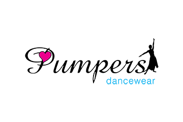 Pumpers Dancewear Website Design Project