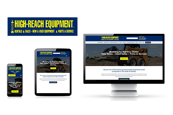 Pen Publishing Interactive Announces New High Reach Equipment Website Launch